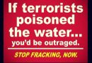 Bottled Water, Brought to You by Fracking?