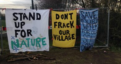 The public are increasingly less supportive of fracking